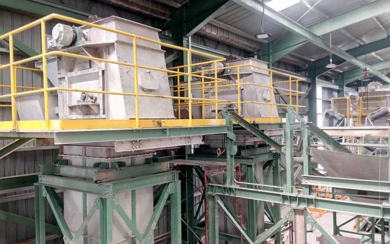 MSM Refined Sugar Belt Conveyors, Johor (DP8D)