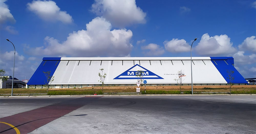 MSM Conveyors To Warehouse, Johor