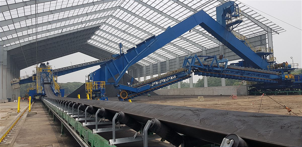 BEM Coal Stockyard Coal Handling System ~ Phase 2